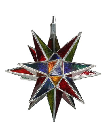 Orientalischer Glasstern Vega 40cm