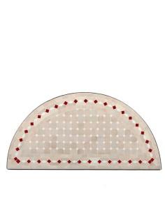 Halbrunder Mosaiktisch Yena 40x80cm