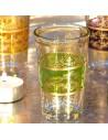 6 marokkanische Teegläser Tunis bunt