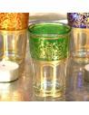 6 orientalische Teegläser Aros bunt