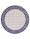 Marokkanische Mosaikplatte Issma 60 cm