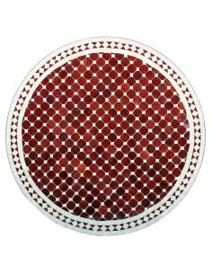 Marokkanischer Mosaiktisch Susat 80 cm
