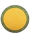 Marokkanische Mosaikplatte Anuk 80 cm