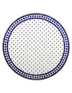 Marokkanischer Mosaiktisch Issma 80 cm