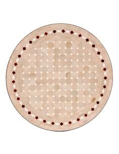 Marokkanischer Mosaiktisch Yena 60 cm