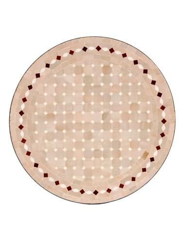 Marokkanische Mosaikplatte Yena 60 cm