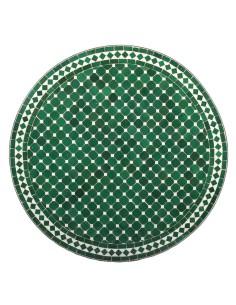 Marokkanischer Mosaiktisch Hamra 80 cm