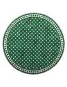Marokkanische Mosaikplatte Hamra 80 cm