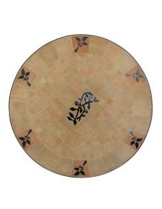 Marokkanischer Mosaiktisch Nura 80 cm