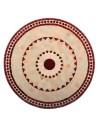 Marokkanische Mosaikplatte Ronu 80 cm