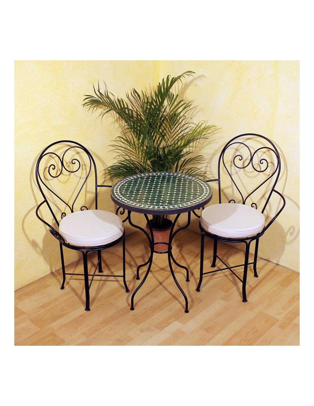 mosaiktisch hamra 60cm rund bei albena marokko galerie. Black Bedroom Furniture Sets. Home Design Ideas