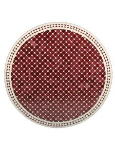 Marokkanischer Mosaiktisch Susat 100 cm