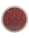 Marokkanische Mosaikplatte Susat 100 cm