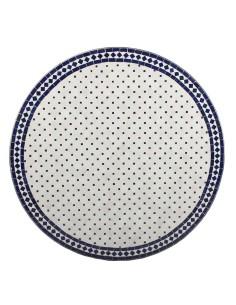 Marokkanischer Mosaiktisch Issma 100 cm