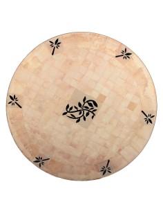 Marokkanischer Mosaiktisch Nura 100 cm
