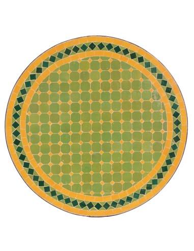 Marokkanische Mosaikplatte Guno 60 cm