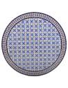 Marokkanische Mosaikplatte Beluna 100 cm