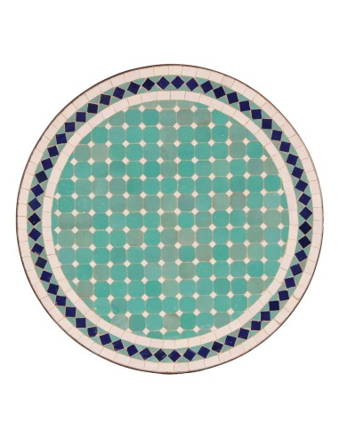 Marokkanische Mosaikplatte Fero 60 cm
