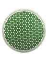 Marokkanische Mosaikplatte Maar grün 120 cm