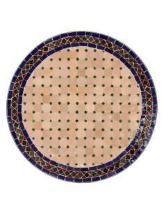 Marokkanischer Mosaiktisch Jamal 60 cm