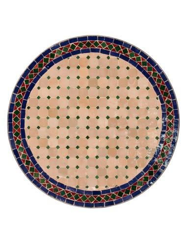 Marokkanische Mosaikplatte Jamal 60 cm