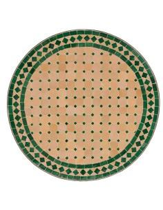 Marokkanischer Mosaiktisch Egün 60 cm