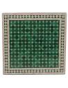 Marokkanische Mosaikplatte Mebo 60x60 cm