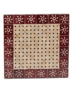 Marokkanischer Mosaiktisch Sumil 60x60 cm
