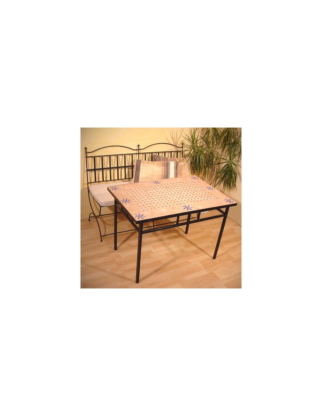 mosaiktisch azar 60x100cm in der albena marokko galerie. Black Bedroom Furniture Sets. Home Design Ideas