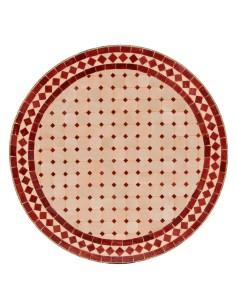 Marokkanischer Mosaiktisch Eron 60 cm