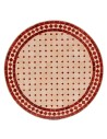 Marokkanische Mosaikplatte Eron 60 cm