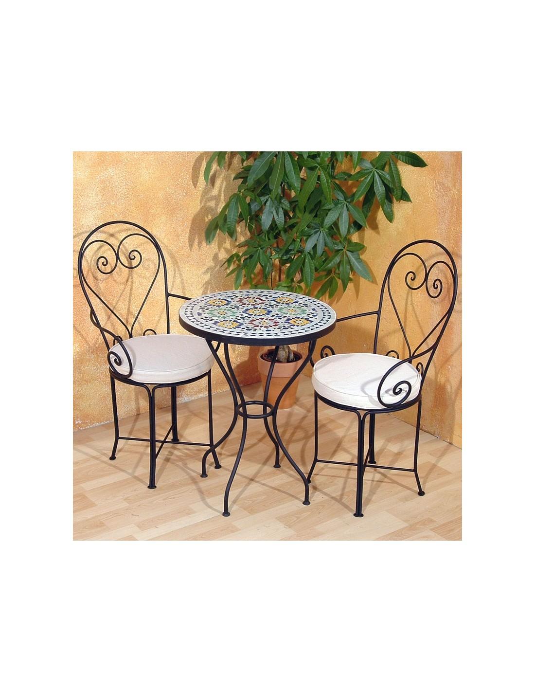 mosaiktisch lisu 60cm rund bei albena marokko galerie. Black Bedroom Furniture Sets. Home Design Ideas