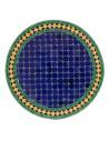 Marokkanische Mosaikplatte Fareo 60 cm