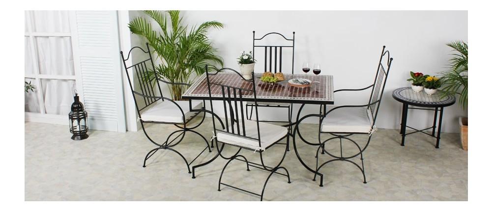 mosaiktische rechteckig in der albena marokko galerie albena shop. Black Bedroom Furniture Sets. Home Design Ideas
