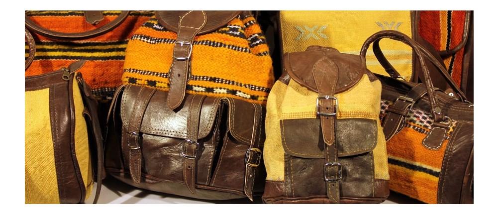 Marokkanische Taschen